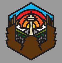 subpop_color.gif #mark #lines #thick #illustration #draplin