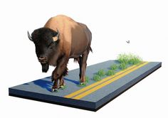 Paintings - Josh Keyes #keyes #josh