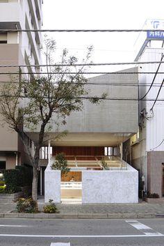 Katsutadai Neue by Yuko Nagayama & Associates #minimalist #house