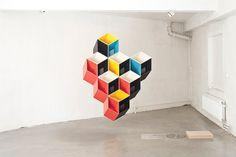 Your friends · Work #installation