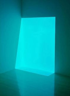 James Turrell #lighting #light #art #installation