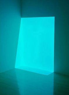 James Turrell #light #art #installation