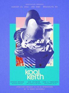 Posters : EyeBodega #bodega #eye #keith #poster #kool