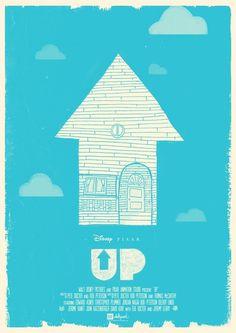 Remarkable Minimalistic Movie Posters | Abduzeedo | Graphic Design Inspiration and Photoshop Tutorials