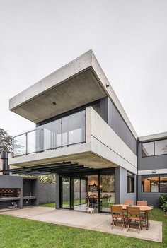 Casa Arturo in Mar del Plata by Moirë Arquitectos 1