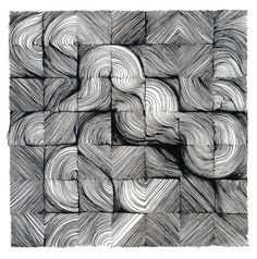 andy gilmore #drawings #lines #energy