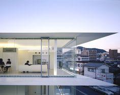 Residence in Hiroshima by Kubota Architect Atelier #modern #design #minimalism #minimal #leibal #minimalist