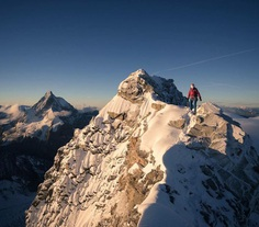 Alpine Ski and Climbing Photography by Ben Tibbetts