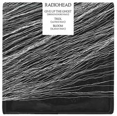 Radiohead Remix 12 Inch No. 5 #radiohead #square #b&w