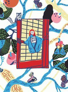 Situation Stockholm - Anna Giertz #illustration