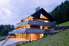 Dolomitenblick House by Plasma Studio