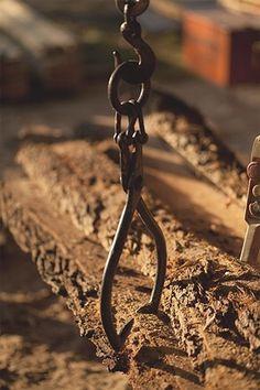 Grain & Gram — The New Gentleman's Journal / Blair Sligar, Woodworker #wood #stools