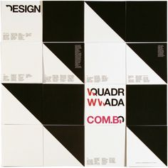 Quadradao — The New Graphic #grid #design #geometric