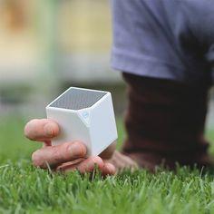 Little Bluetooth Speaker by LON #tech #flow #gadget #gift #ideas #cool