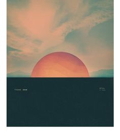 ISO50 Shop - powered by Merchline #poster #iso50 #tycho #lithograph