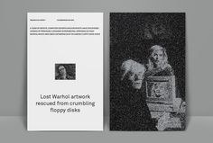 Warhol - Floppy