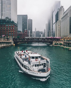 #insta_chicago: Stunning Chicago Cityscapes by Matt Weitz