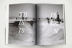 This is Dylan #type #layout #magazine #typography