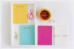 Sally J Shim - BLOG - [DESIGN]Â TOKKETOK #print #color #note #happy
