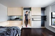 Optimal Interior Design for a 28 sqm Micro Apartment in Melbourne 2