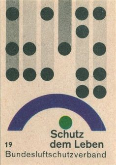 Vintage German Matchbox Design | Swiss Legacy #matchbox #german