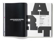 Brutalism, Typography