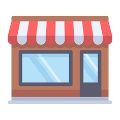See more icon inspiration related to shopper, shopping store, commerce, online store, online shop, groceries and business and finance on Flaticon.