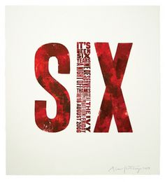 six – Alan Kitching – Illustrators & Artists Agents – Début Art #six #print #poster #kitching #alan #typography