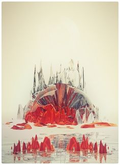 atelier olschinsky #geometric #landscape