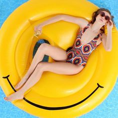 Smiley Face Fun Island #cool #gadget #flow #gift #ideas #tech