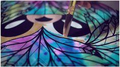 Lives in Technicolor #france #urbansupakitch #illustration #koralie #art #metroplastique
