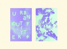 It's Nice That : The portfolio of bright, smart design work by Alex Witjas just looks like summer #print