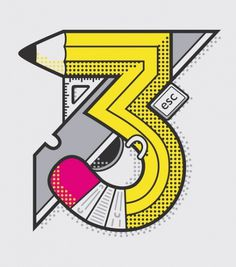 d3signer - Society6 #illustration