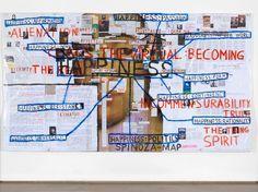 ARNDT - THOMAS HIRSCHHORN (ARTIST) #happiness