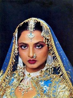//rekha #people #fashion #india