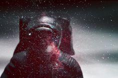 CharlesBergquist4.jpg (721×480) #astronaut #double #exposure