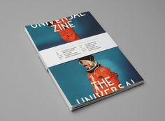 The Universal Zine - Kasper Pyndt Studio / Bench.li #editorial