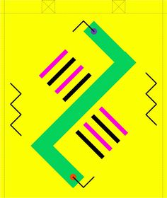 Peter Nencini | PICDIT #design #graphic #color #poster #art