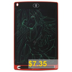 8.5 #inch #LCD #Electronic #Children #Drawing #Tablet #- #RED