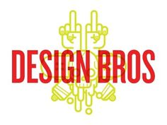 Dribbble - Design Bros™ by Justin Pervorse #type #illustration #skull #logo