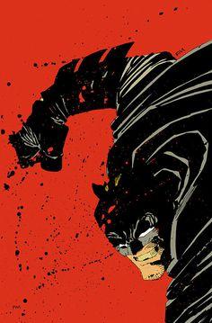 Comic Book Artist: Frank Miller