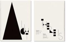 There is Light | Shiro to Kuro #graphic #typography