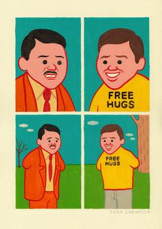 The Weird Comics of Joan Cornellà