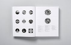 It's Nice That : Angus Hyland and Steven Bateman: Symbol #symbols