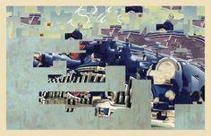 the portfolio and artwork of kyle mosher | KyleMosher.com