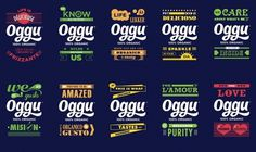 OgguLarge.jpg 1081×646 pixels #label #designbridge #100 #organic #typography
