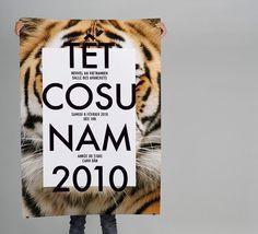 NEO NEO | Graphic Design | Têt Cosunam #poster