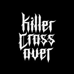 All sizes | KillerCrossOver | Flickr - Photo Sharing! #type