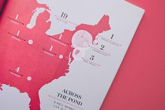 The Well Book #print #layout #color #map