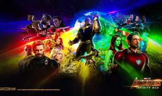 Avengers Infinity War Hd Desktop Wallpapers – WallpapersBae